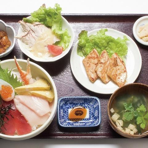 Yaizu Beach restaurant/kaneoto stone bridge store