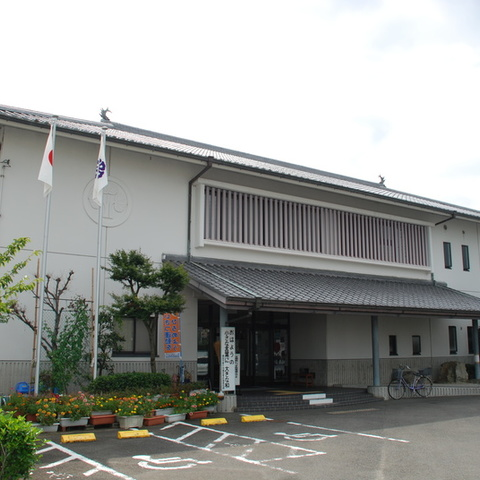 The west Mashizu public hall