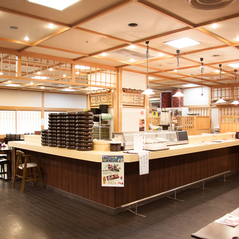 Restaurant big catch market (seisuidokosuisan)