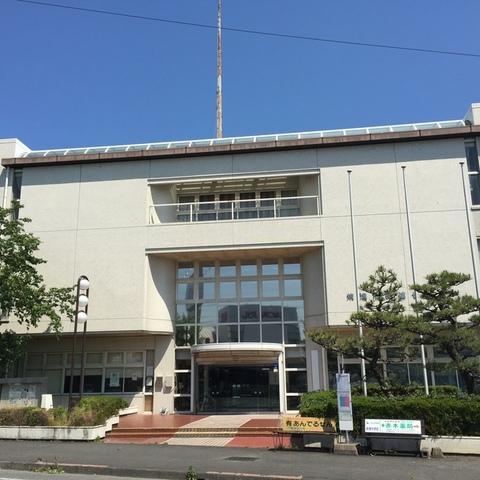 焼津市保健センター1階のサムネイル