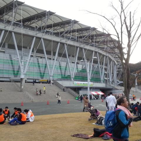 静岡県小笠山総合運動公園エコパのサムネイル