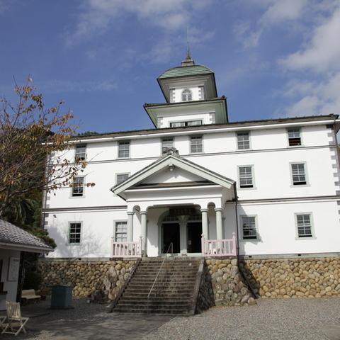 旧見付学校附磐田文庫のサムネイル