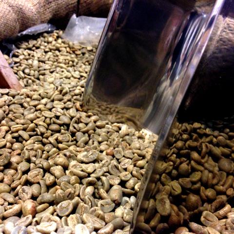 Cà phê rang xay tươi Shizuoka