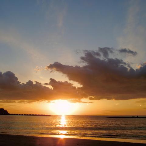 西伊豆町宇久須クリスタルビーチのサムネイル
