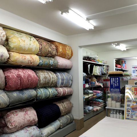 Hasegawa futon shop