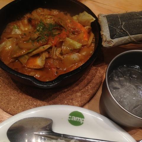野菜を食べるカレー camp MARK IS 静岡店のサムネイル