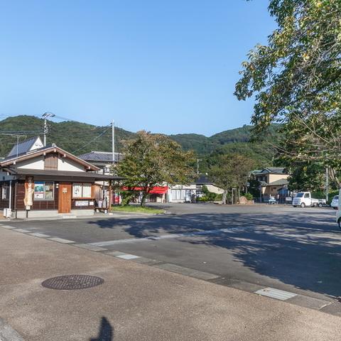 江川邸駐車場観光トイレ・案内所のサムネイル