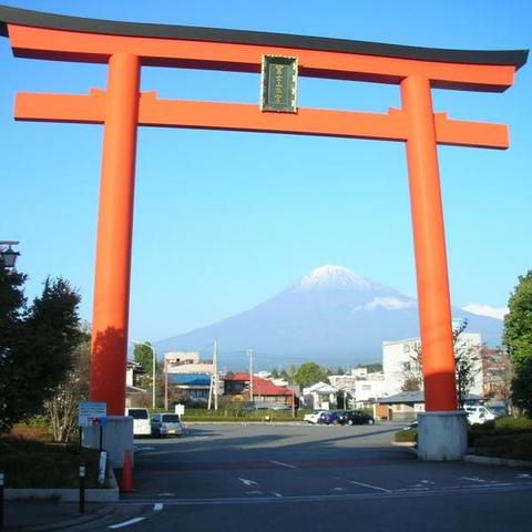 富士山せせらぎ広場 (無料駐車場)のサムネイル