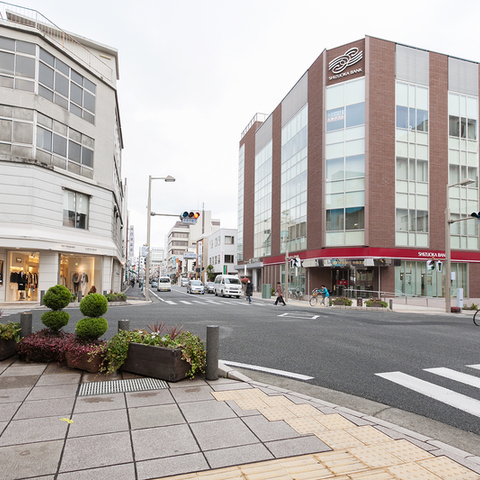 Honcho, Mishima-shi intersection