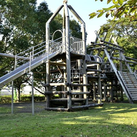 栃山川緑地公園のサムネイル