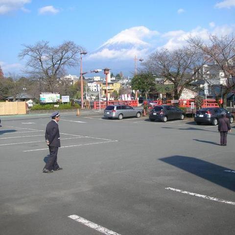 浅間大社/第2駐車場のサムネイル