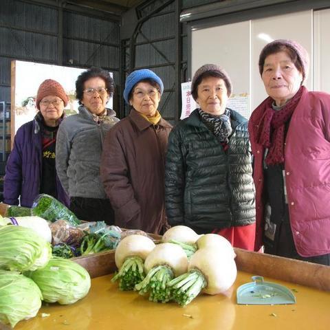 上野朝市(農産物直売所)のサムネイル