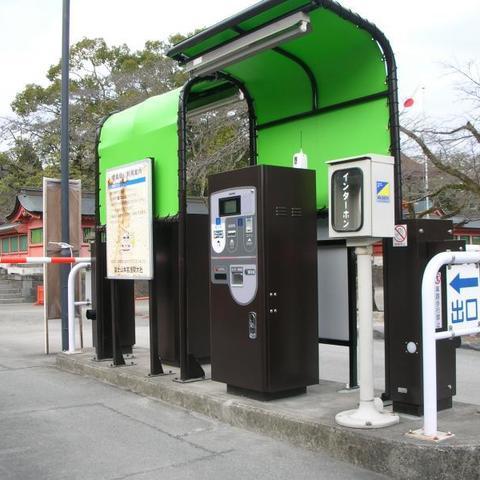 浅間大社/第1駐車場のサムネイル