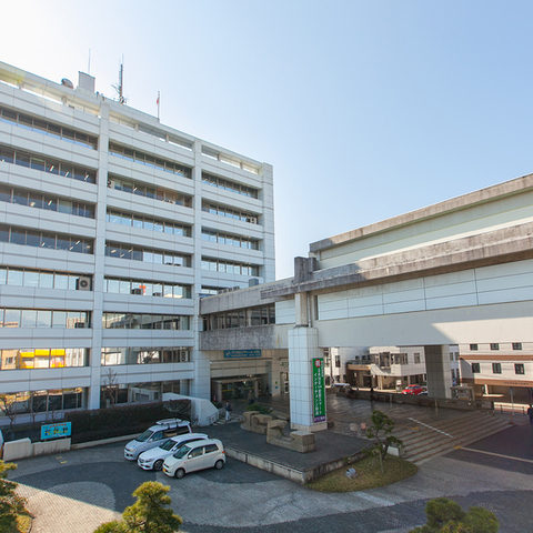 Numazu-city government office