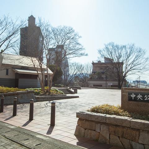 Chuo Park (Numazu-city)