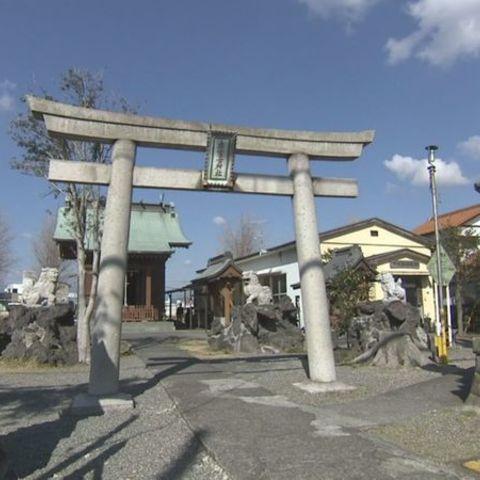 左富士神社のサムネイル