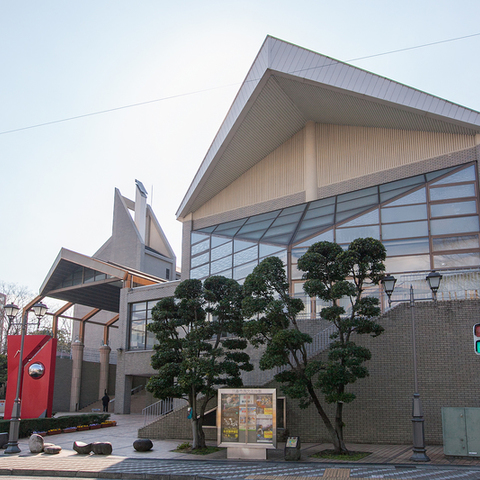 Mishima community center (yuuyuu hall)