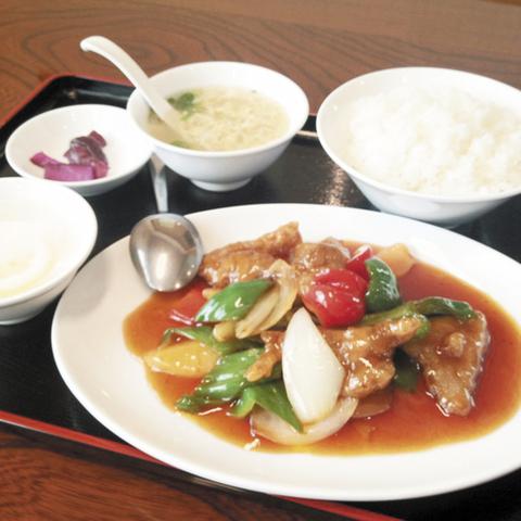 宝珍茶寮(中華料理)のサムネイル