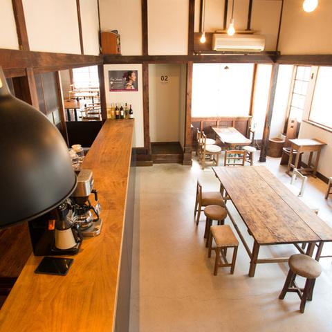 tencafe HIGASHI-CHOのサムネイル