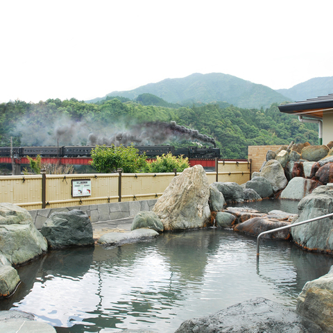 Spring of Kawane hot spring contact