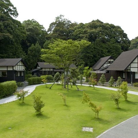 Kawane hot spring contact cottage