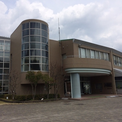 Kawane, Shimada-shi Cultural Center tea rim 21