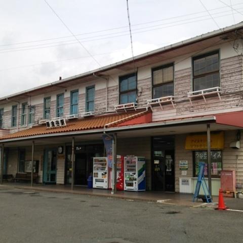 大井川鉄道 新金谷駅