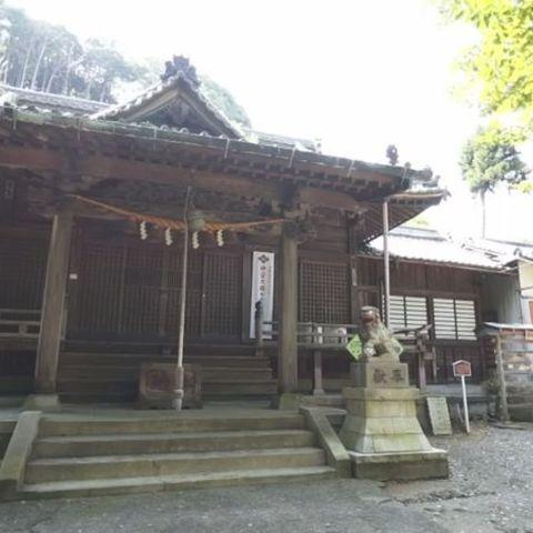 八坂神社(富士市岩淵)のサムネイル