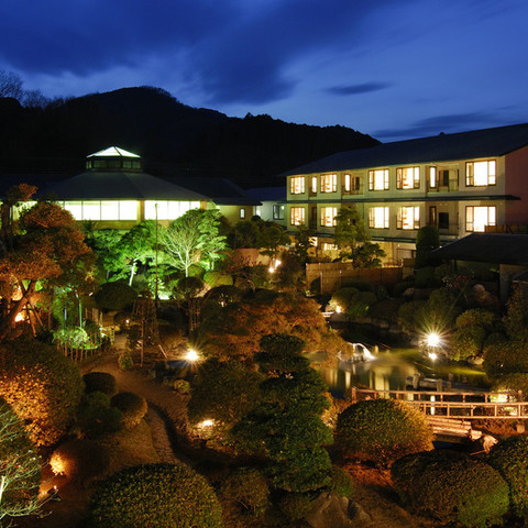 The hotel Sun Valley Izunagaoka main building