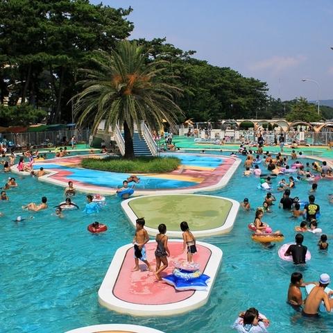 大浜公園プールのサムネイル