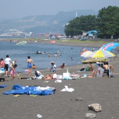 三保真崎海水浴場のサムネイル