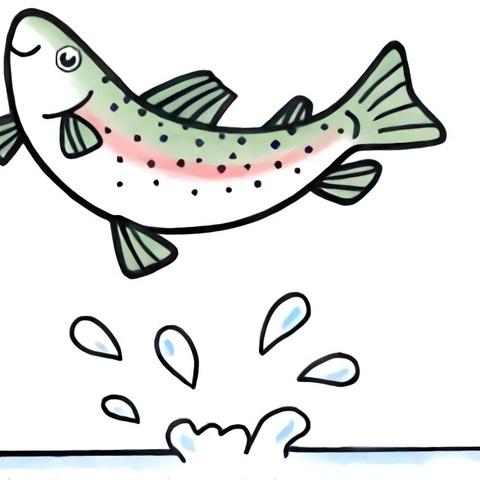 静岡県水産試験場・富士養鱒場(釣り堀)/静岡県水産技術研究所のサムネイル