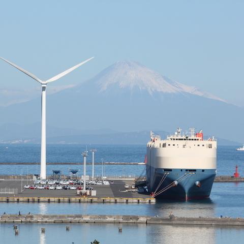御前崎港 (富士山ビューポイント)のサムネイル