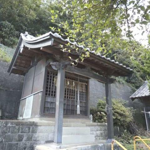 八坂神社(静岡市清水区由比)のサムネイル