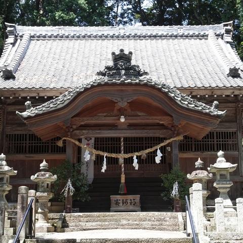 渭伊神社(いいじんじゃ)のサムネイル