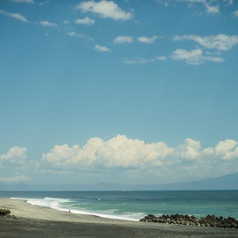 Kambara beach