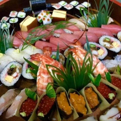 穴子の魚竹寿しのサムネイル