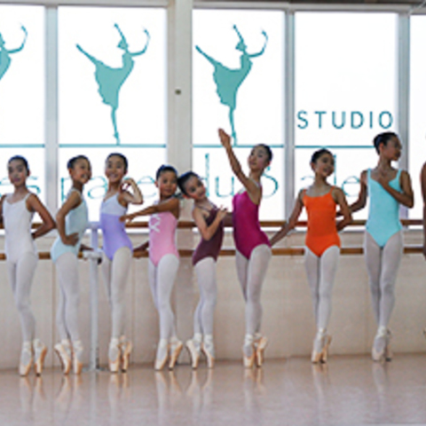 Studio Less Persed du Ballet