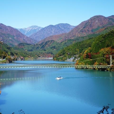 井川湖渡船のサムネイル