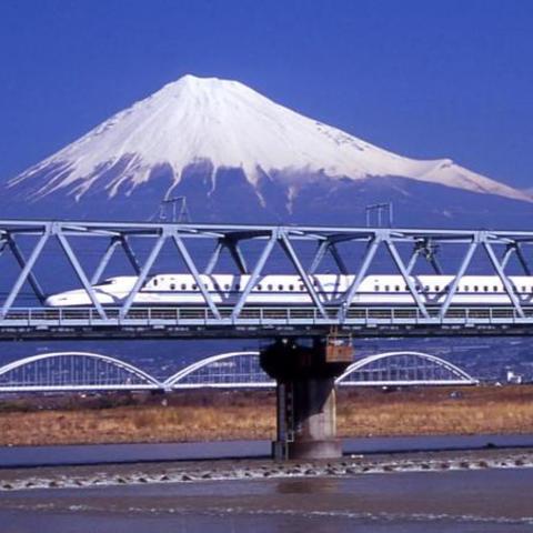 東海道新幹線富士川鉄橋 (富士山ビューポイント)のサムネイル