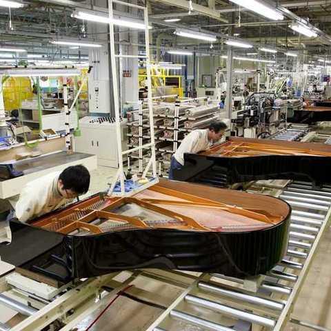 ヤマハ掛川工場のサムネイル