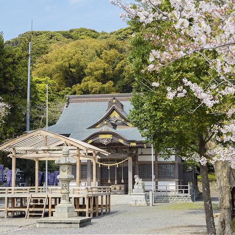 Three Kumano Shrine