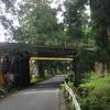東武日光線の橋桁