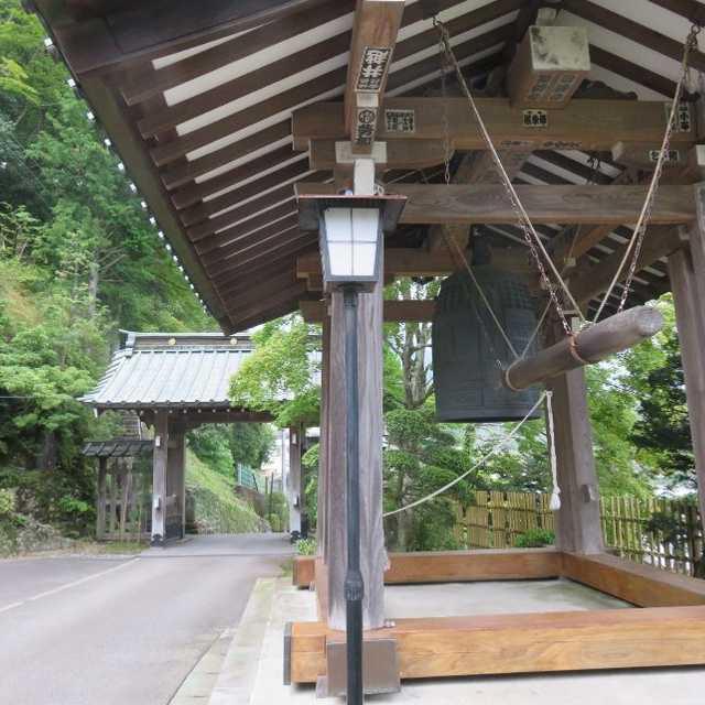 観音寺の鐘の音