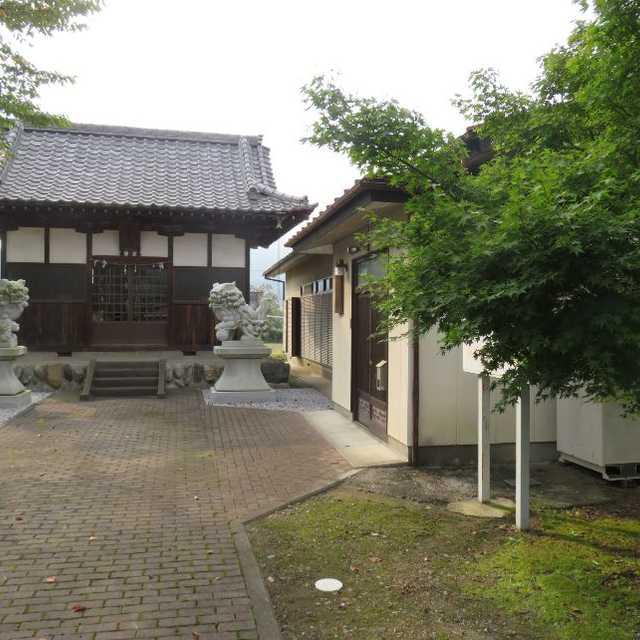 下袋地区の神社