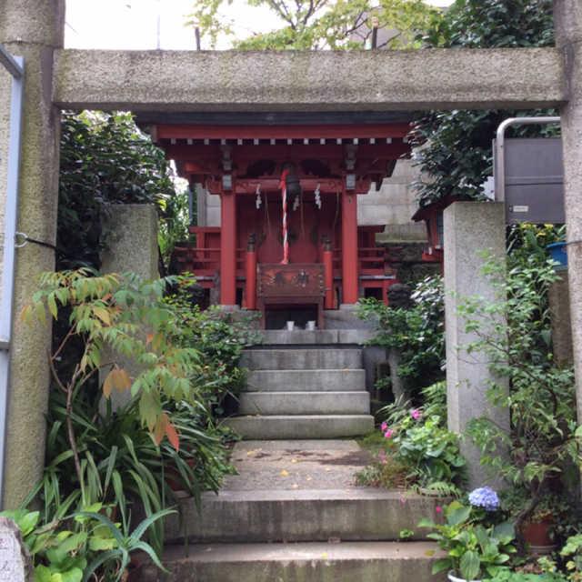 亀塚稲荷神社