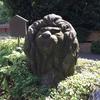 須磨から来た平和獅子