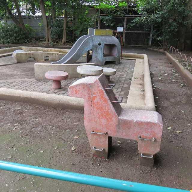 旧古河庭園児童遊園