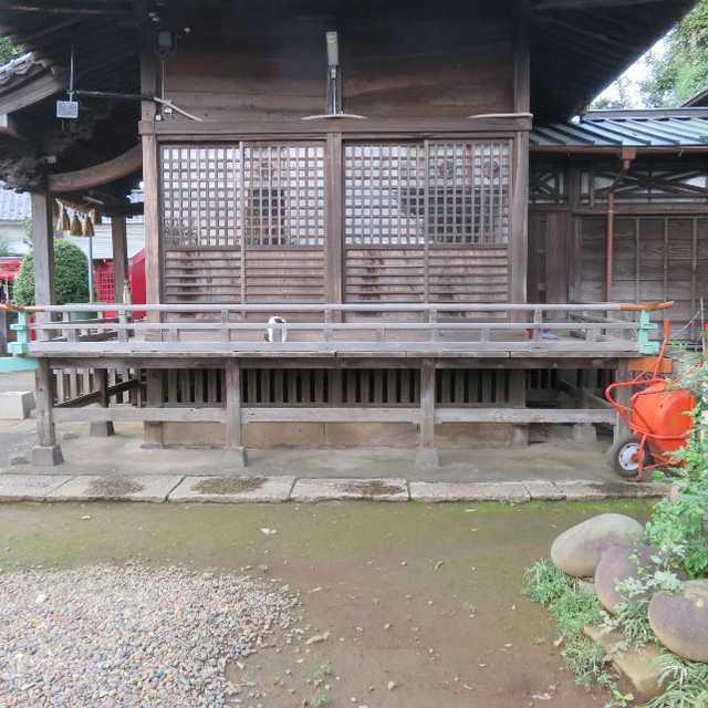香取神社・稲付村の力