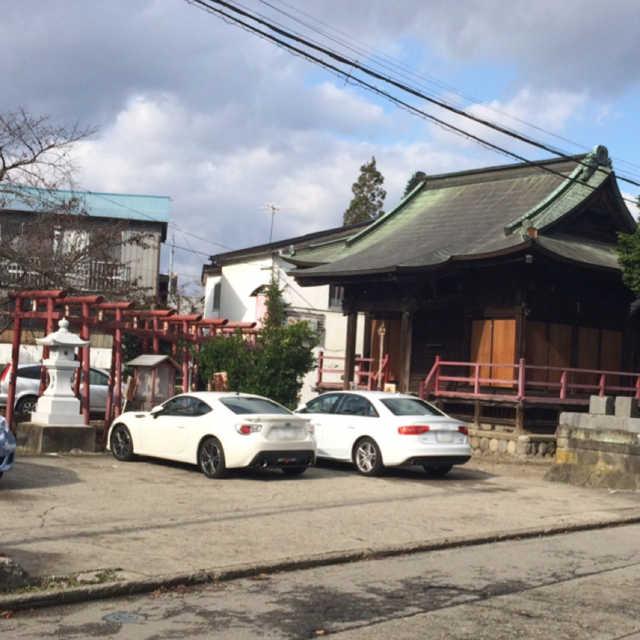 御清水稲荷神社